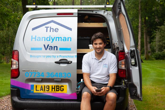 The Handyman Van Franchisee